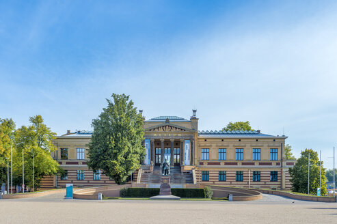 Germany, Mecklenburg-Western Pomerania, Schwerin, State Museum Schwerin - FR00759