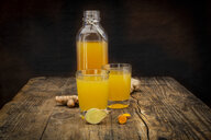 Ginger shot with curcuma - LVF07557