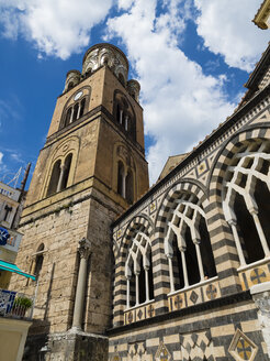Italy, Campania, Amalfi, Cathedral of Sant'Andrea - AMF06258