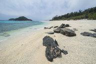 Japan, Okinawa Islands, Kerama Islands, Zamami Island, East China Sea, Furuzamami Beach - RUNF00264