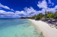 New Caledonia, Lifou, beach - THAF02362
