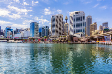 Australia, New South Wales, Sydney, cityview at Circular Quay - THAF02374
