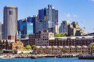 Australia, New South Wales, Sydney, cityview at Circular Quay - THAF02377