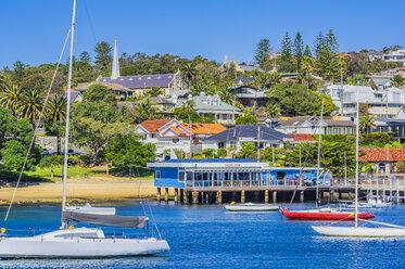 Australia, New South Wales, Sydney, Watson Bay - THAF02380
