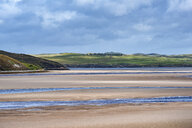 United Kingdom, Scotland, Sutherland, Durness, Kyle of Durness, low tide - ELF01963