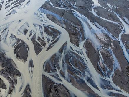Iceland, Skeidara river, glacier river - OCMF00139