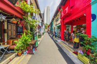Singapore, Hanji Lane - THA02402