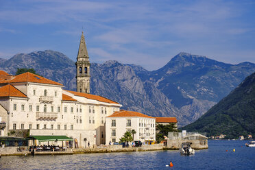 Montenegro, Perast, Bay of Kotor, Sveti Nikola Church - SIEF08165