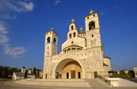 Montenegro, Podgorica, Serbian Orthodox church, Saborni Hram Hristovog Vaskrsenja - SIEF08174