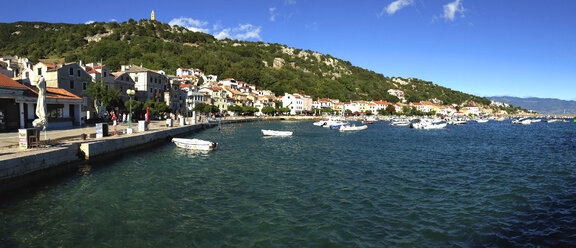 Croatia, Krk Island, Baska - WWF04543