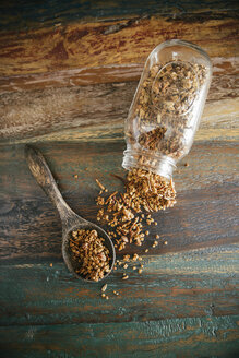 Crunchy pumpkin granola - MBEF01448