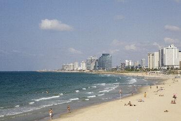 Israel, Tel Aviv, City beach - PST00287