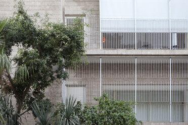 Israel, Tel Aviv, Rothschild Boulevard, White City, International Style - PSTF00290
