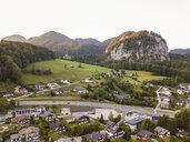 Austria, Salzburg State, Sankt Gilgen at Wolfgangsee - JUNF01554