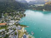 Austria, Salzburg State, Sankt Gilgen at Wolfgangsee - JUNF01557
