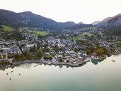Austria, Salzburg State, Sankt Gilgen at Wolfgangsee - JUNF01560