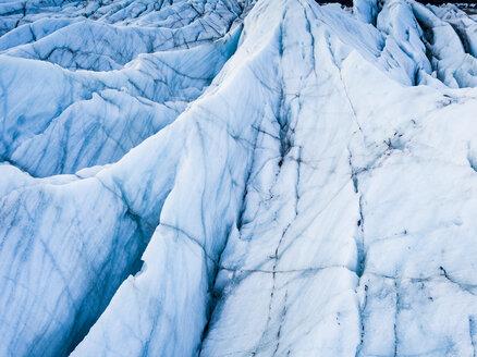 Iceland, Vatnajoekull National Park, Jokulsarlon, glacier ice - DAMF00004