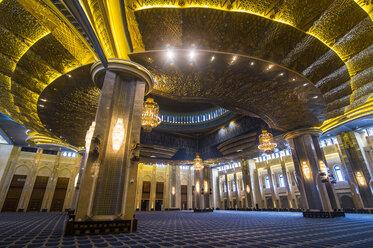 Arabia, Kuwait, Grand Mosque, prayer room - RUN00331