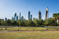 Arabia, Kuwait, Kuwait city and Al Shaheed Park - RUNF00343