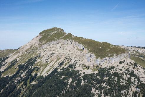 Austria, Vorarlberg,  Allgaeu Alps, Kleinwalser Valley, Hoher Ifen, View from Walmendingerhorn - WIF03690