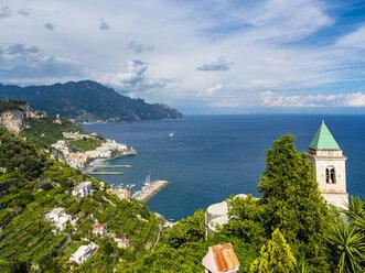 Italy, Campania, Amalfi Coast, Sorrento Peninsula, Amalfi, Parrocchia Santa Maria Assunta Church - AMF06369