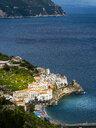 Italy, Campania, Amalfi Coast, Sorrento Peninsula, Amalfi - AMF06372