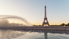 Scenic view of the Eiffel Tower - INGF10191