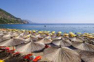 Montenegro, Adriatic Coast, near Budva, Beach Jaz - SIE08190