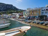 Italy, Campania, Capri, Marina Grande - AMF06414