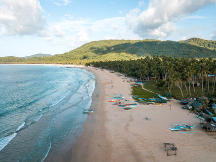 Nacpan, El Nido, Palawan, Philippines - DAWF00747