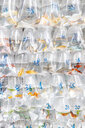China, Hongkong, Goldfish Market, goldfish in plastic bags for sale - DAWF00798