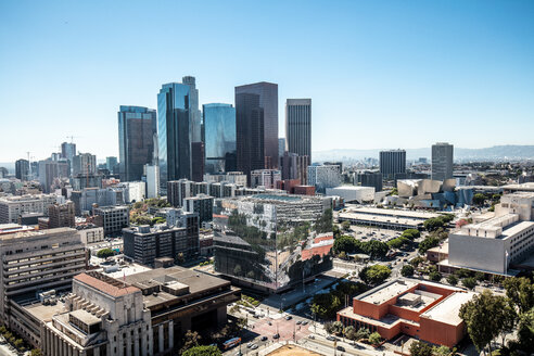 USA, California, Los Angeles, cityscape - DAWF00835