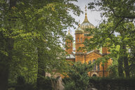 Germany, Weimar, view to  Russian Orthodox Church - KEB01025