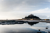 Panoramic view of a building on the beach - INGF11068