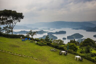 Africa, Uganda, Lake Bunyonyi - RUNF00469