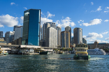 Australia, New South Wales, Sydney, Central Business district - RUNF00517