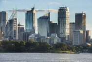 Australia, New South Wales, Sydney, Central Business district - RUNF00520