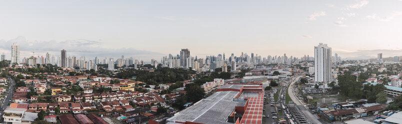 Panama, Panama City, panoramic city view - KKAF03102