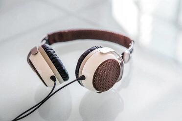 Kopfhörer Technik Detail Aufnahme - VWF00001