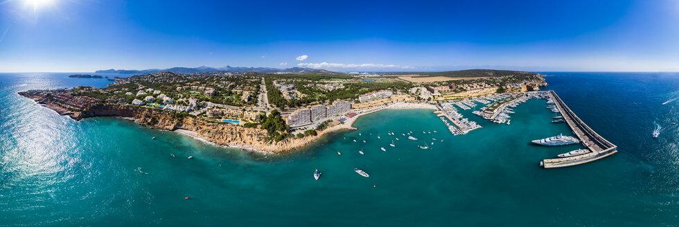 Spain, Balearic Islands, Mallorca, El Toro, Port Adriano - AMF06560