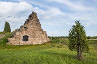 Finland, Aland, Bomarsund castle ruins - RUNF00624