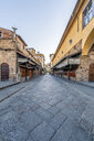 Italy, Tuscany, Florence, Old town, alley - RPS00270