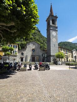 Italy, Lombardy, Varenna, Church San Giorgio - AMF06618