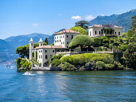 Italy, Lombardy, Termezzo, Lake Como, Villa del Balbianello - AMF06624