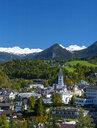 Austria, Salzkammergut, Ausseerland, Bad Aussee - WWF04613
