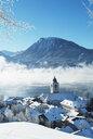 Austria, Salzkammergut, Wolfgangsee, St.Wolfgang church - WWF04638