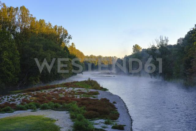 Germany, Upper Bavaria, Hangenham, Nature Reserve Isarauen, Isar river - SIEF08276 - Martin Siepmann/Westend61