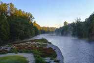 Germany, Upper Bavaria, Hangenham, Nature Reserve Isarauen, Isar river - SIEF08276