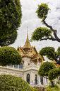 Thailand, Bangkok, Grand Palace - MAUF02205