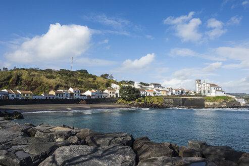 Portugal, Azores, Sao Miguel, Ponto Delgada, Sao Rocque church - RUNF00818